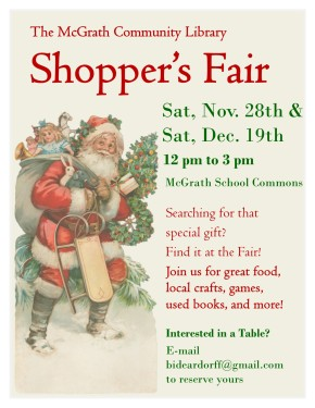 2015 Shopper's Fair